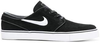 Nike logo lace-up sneakers