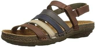 El Naturalista Women's Torcal N388 Flat Sandal
