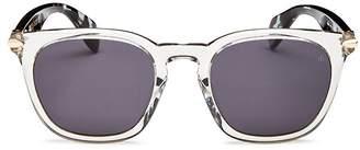 Rag & Bone Men's Square Sunglasses, 50mm