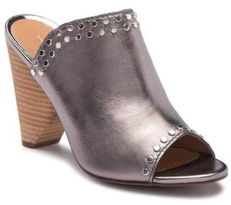 Linea Paolo Penny Studded Cone Heel Sandal