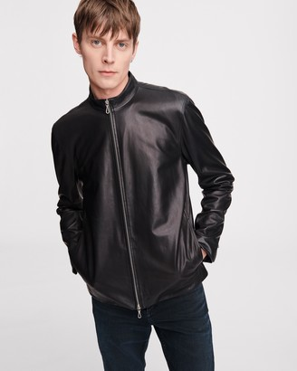 Rag & Bone Leather agnes jacket