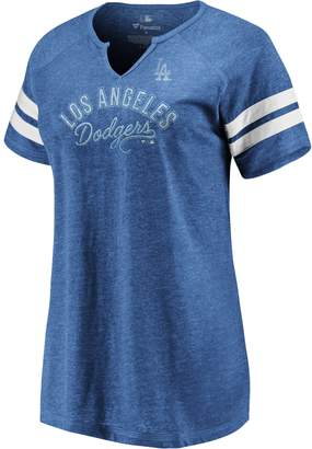 Women's Los Angeles Dodgers Perfect Score Tee