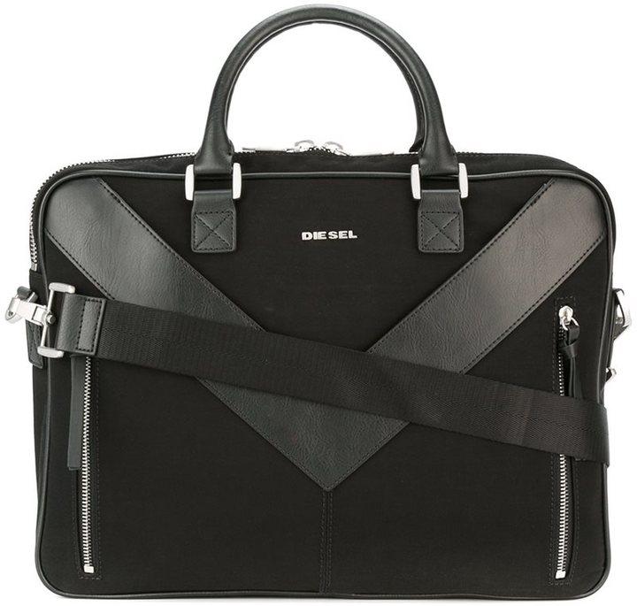 DieselDiesel 'Mr V-Brief' briefcase