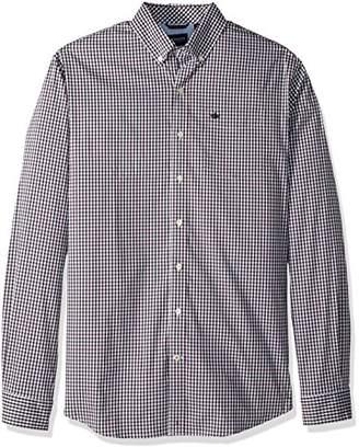 Dockers Big and Tall Long Sleeve Button Down Comfort Flex Shirt