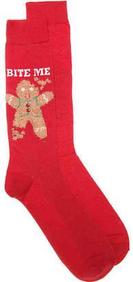 High Point Design Gingerbread Crew Socks - Men's