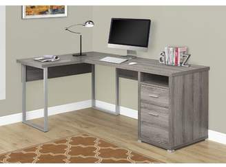 Latitude Run Darcio L-Shape Corner Desk