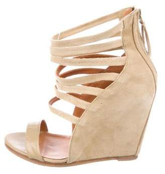 IRO Multistrap Wedge Sandals