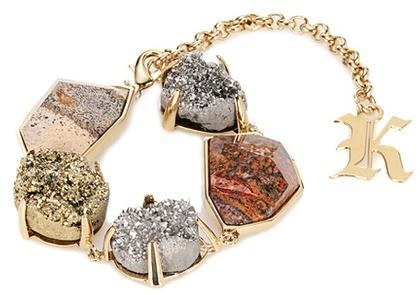 Christopher KaneChristopher Kane Stone bracelet