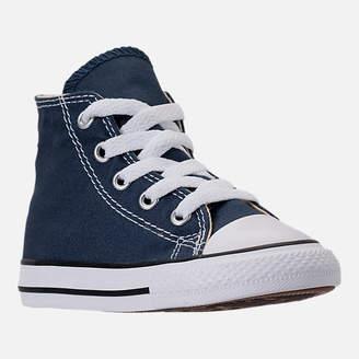 Converse Kids' Toddler Chuck Taylor Hi Casual Shoes