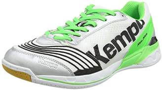 Kempa Unisex Adults' Attack Two Handball Shoes Multicolor Size: