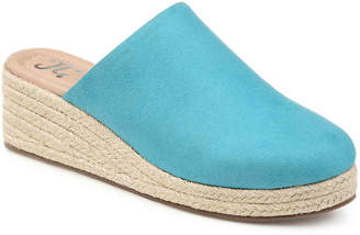 65127eb584a0 Journee Collection Lolita Espadrille Wedge Mule - Women s