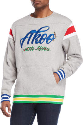 Akoo Captain Crew Sweatshirt