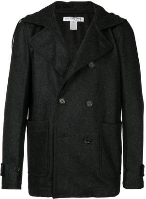 Comme des Garcons Boys double-breasted coat