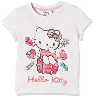Hello Kitty Girl's Sapphire T-Shirt,(Manufacturer Size:XX-Large)