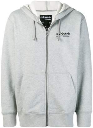 adidas Kaval zipped hoodie