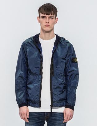 Stone Island Hooded Jacket $673 thestylecure.com