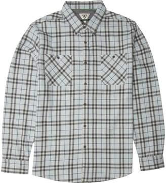VISSLA Cliffside Flannel Shirt - Men's