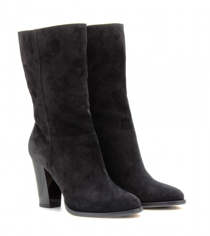 Jimmy Choo Music suede boots