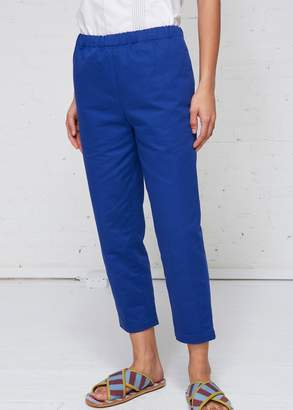 Marni Cotton Linen Trouser