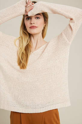 Wishlist V-Neck Pullover Sweater