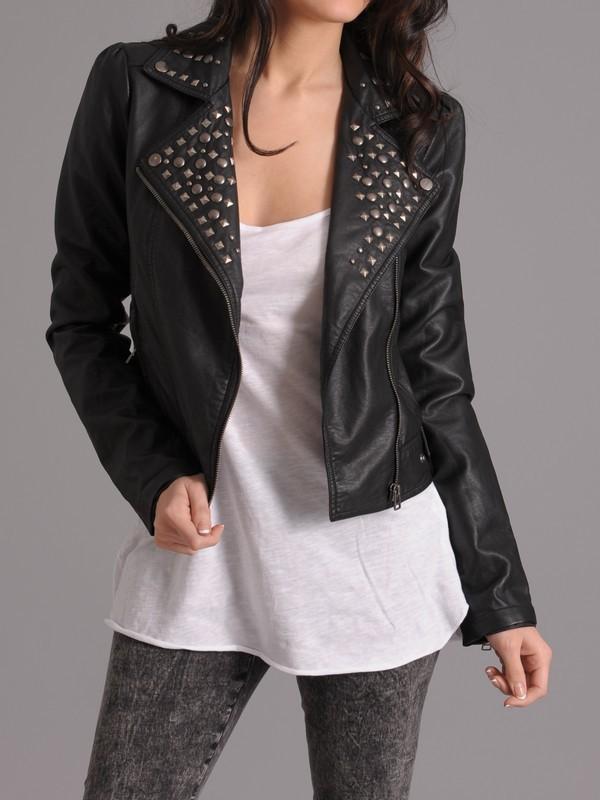 RD Style Studded Jacket