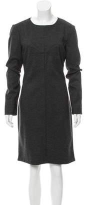 Diane von Furstenberg Wool Clean Lee Dress