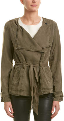Splendid Double-Breasted Jacket