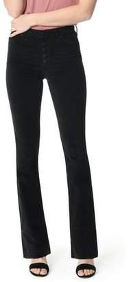 Joe's Jeans Microflare High Waist Velvet Jeans