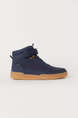 H&M Waterproof High Tops - Blue