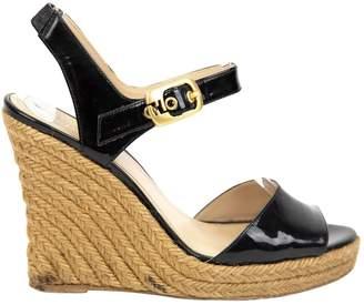 Fendi Patent leather heels