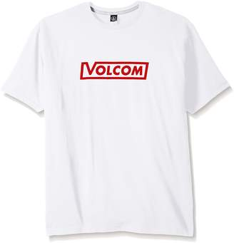 Volcom Men's Vol Corp Short Sleeve Tee