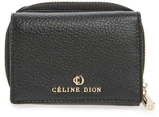 Celine Dion Small Adagio Leather Wallet