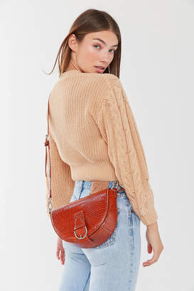 Urban Outfitters Dorothy Saddle Crossbody Bag