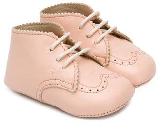 Gallucci Kids lace-up boots