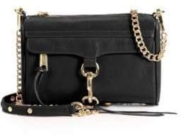 Rebecca Minkoff Mini Mac Leather Chain Crossbody Bag