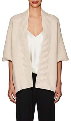 Zero Maria Cornejo Women's Mixed-Knit Cashmere-Wool Cardigan
