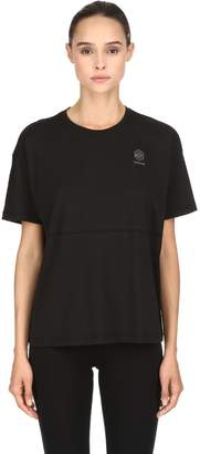 Reebok Classics Elevated Cotton Jersey T-Shirt