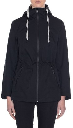 Women's Laundry By Shelli Segal Hooded Active Jacket $99 thestylecure.com