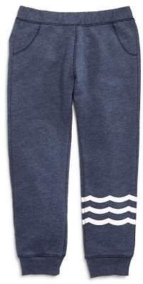 Sol Angeles Boys' Waves French Terry Jogger Pants - Little Kid