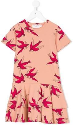 Mini Rodini bird print dress