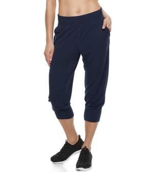 Tek Gear Women's French Terry Jogger Capri Sweatpants