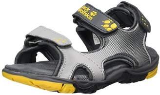 Jack Wolfskin Boys' Puno Bay Sandal B Sports