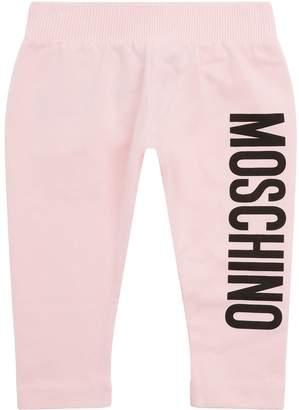 Moschino Logo Leggings
