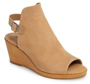 Women's Lucky Brand Keralin Wedge Sandal $118.95 thestylecure.com