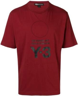 Y-3 logo patch T-shirt