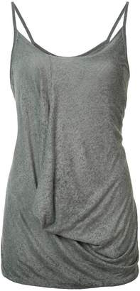 Lost & Found Ria Dunn draped top
