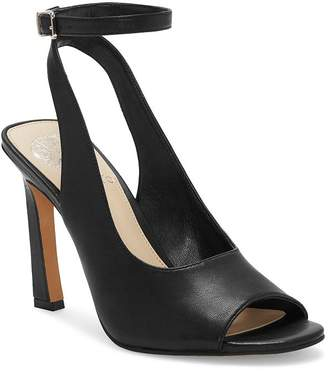 Vince Camuto Women's Reteema Leather High-Heel Sandals