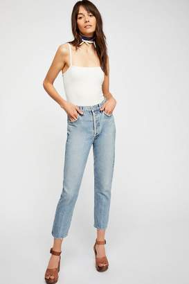 Citizens of Humanity Lindsay Crop Slim Jeans