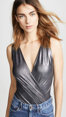 Commando Sparkle Wrap Bodysuit