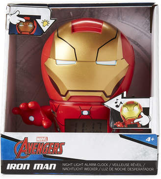 Marvel Iron Man Night Light Alarm Clock